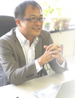 代表取締役社長 宮崎耕史